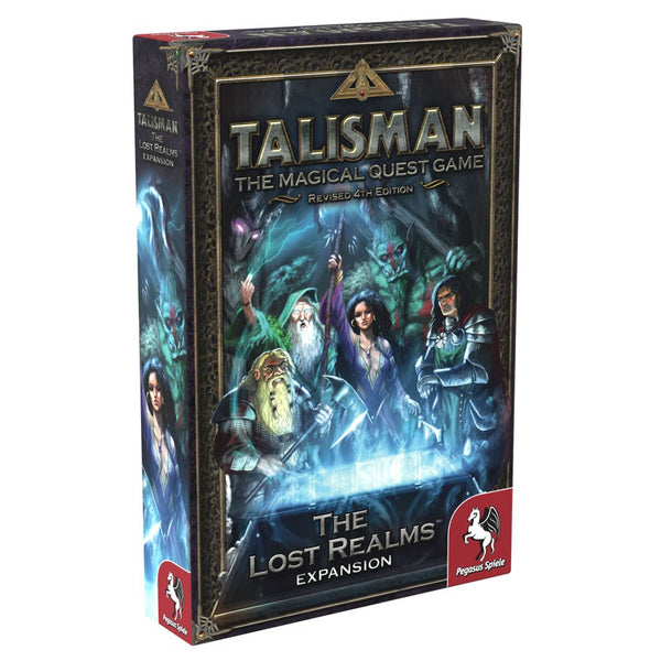 Talisman (New Pegasus Spiele Edition): The Lost Realms Expansion