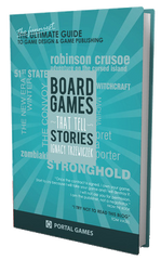 Boardgames That Tell Stories - book by Ignacy Trzewiczek