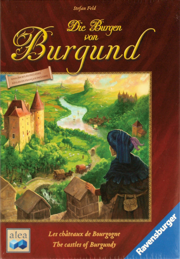 The Castles of Burgundy (Import)
