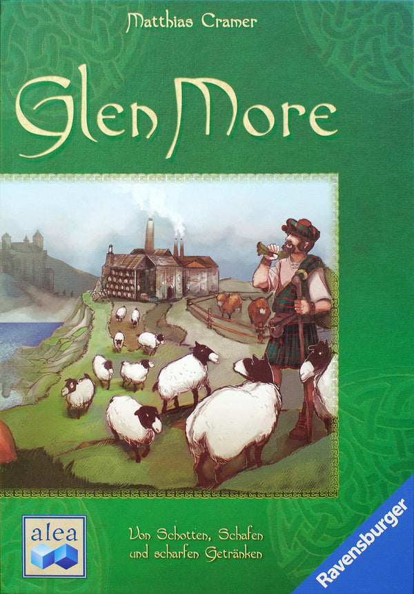 Glen More (German Import)