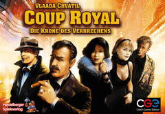 Coup Royal: Die Krone des Verbrechens (aka Sneaks & Snitches) (German Import)