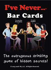 I've Never... Bar Cards Game