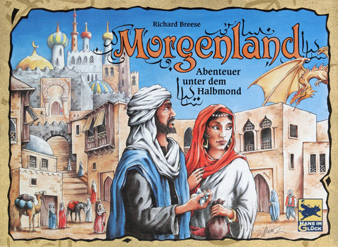 Morgenland (aka Aladdin's Dragons) (German Import)