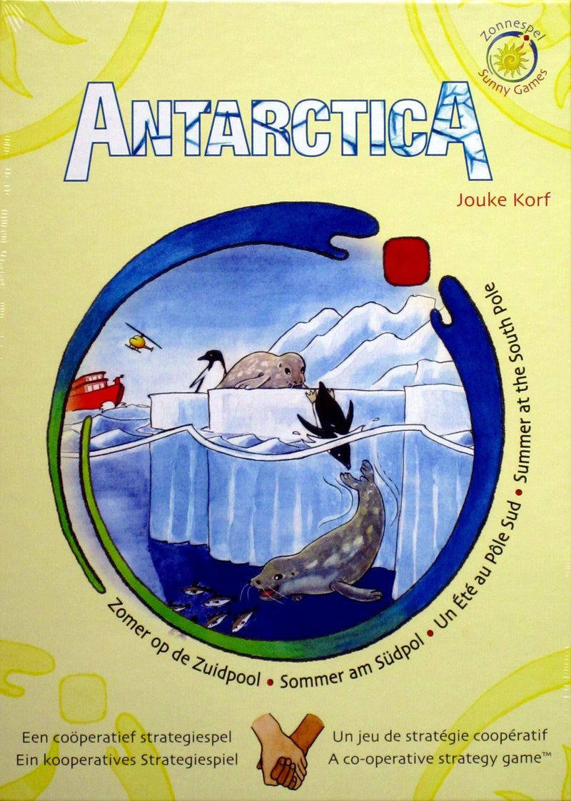 Antarctica (German Import)