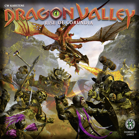 Dragon Valley (Diamond K Games)