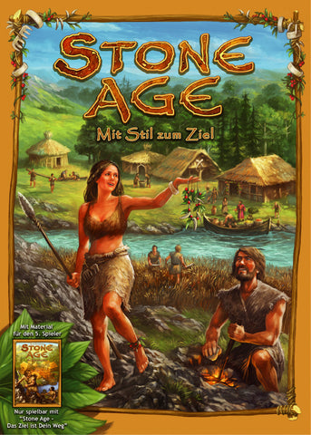 Stone Age: Style is the Goal (German Import)