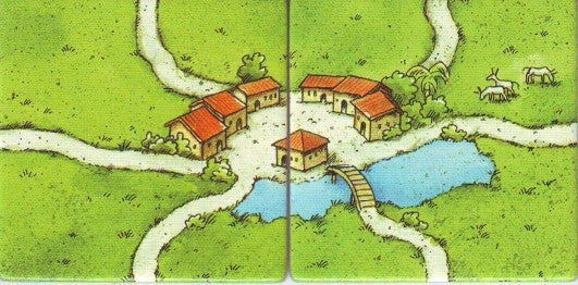 Carcassonne: The School (aka Carcassonne: Die Schule) (German Import)