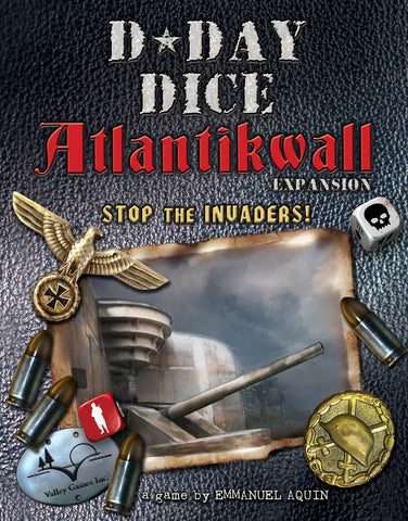 D-Day Dice: Atlantikwall