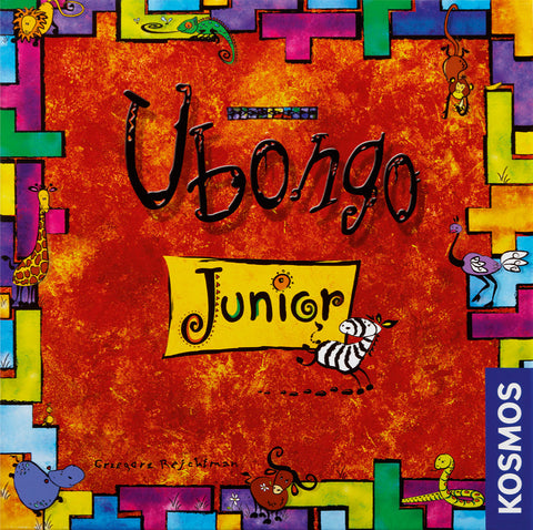 Ubongo Junior (German Import)