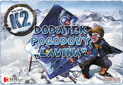 K2: Lawina (aka K2: The Avalanche) (Polish Import)