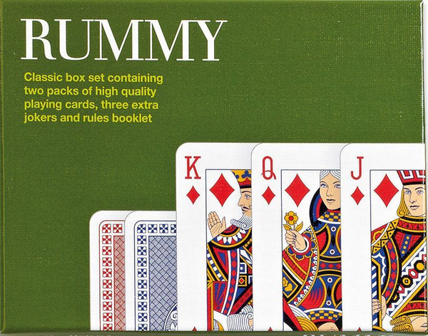 Gibsons - Rummy