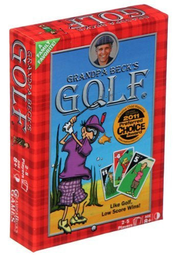 Grandpa  Beck's Golf