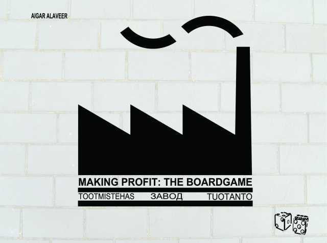 Making Profit: The Boardgame