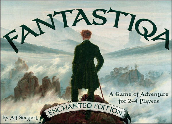 Fantastiqa (Enchanted Edition)