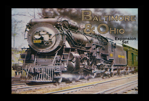 Baltimore & Ohio Expansion Set