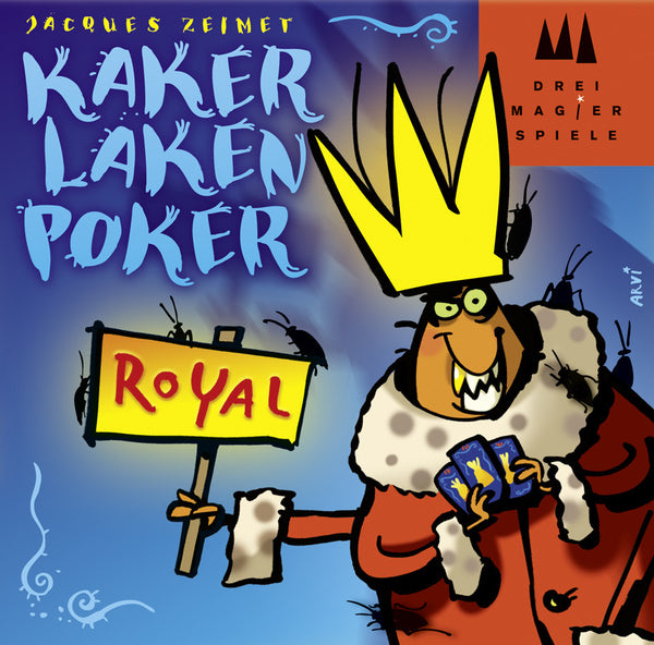 Kakerlakenpoker Royal (Import)