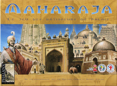 Maharaja: The Game of Palace Building in India (French Import)