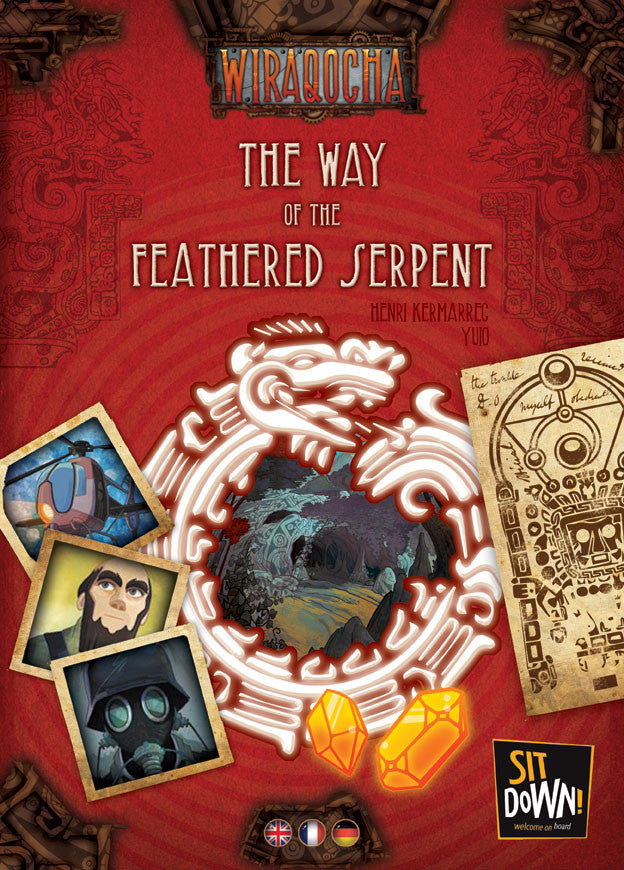 Wiraqocha: The Way of the Feathered Serpent