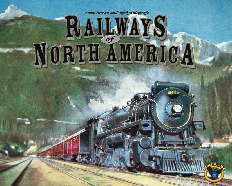 Railways of North America (2017 Edition)