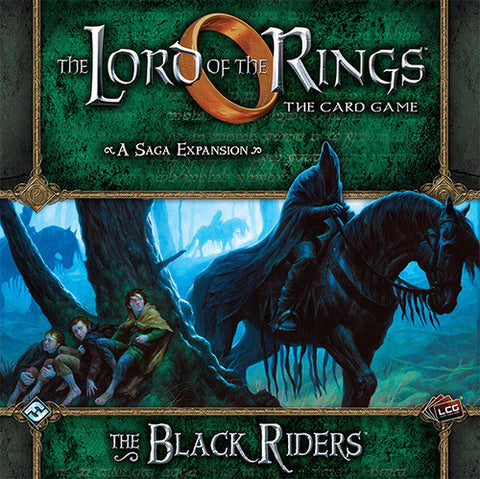 The Lord of the Rings: The Card Game – The Black Riders – A Saga Expansion