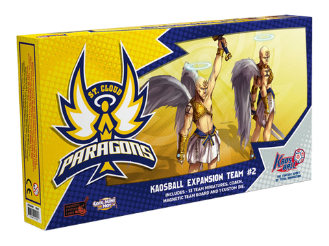 Kaosball: Team – St. Cloud Paragons