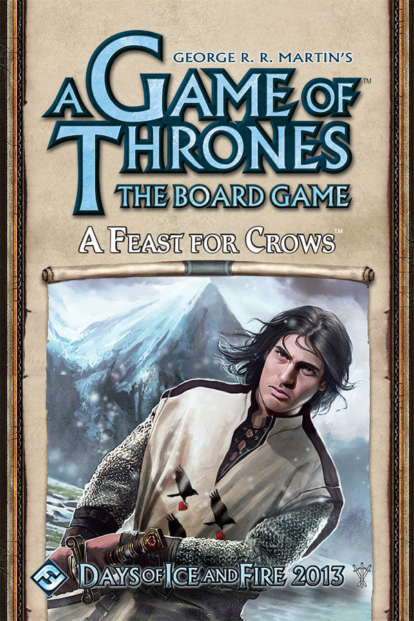 A Game of Thrones: The Board Game (Second Edition) - A Feast for Crows Expansion