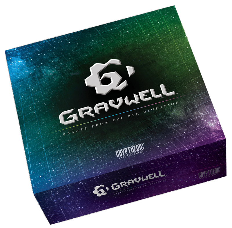 Gravwell: Escape from the 9th Dimension (First Edition)