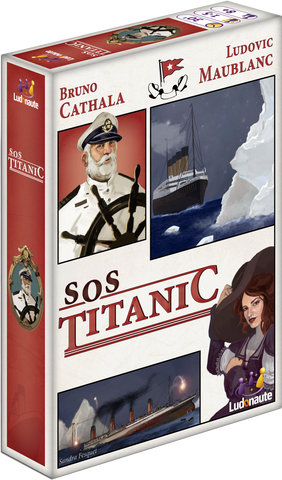 SOS Titanic (French)
