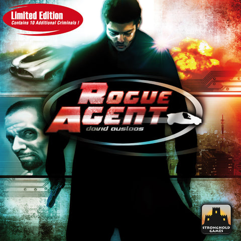 Rogue Agent (Limited Edition)