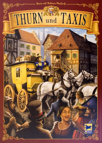 Thurn and Taxis (German Import)