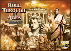 Roll Through the Ages: The Iron Age (with Mediterranean Expansion)