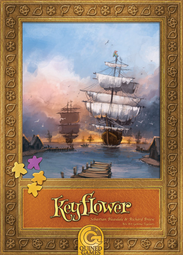 Keyflower (Quined Games Edition)