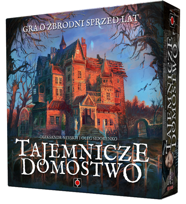 Image result for mysterium board game polish