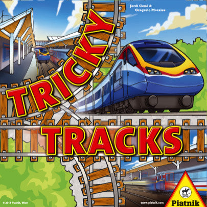 Tricky Tracks (Piatnik Games)