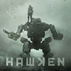 Hawken Real-Time Card Game - Sharpshooter vs Bruiser