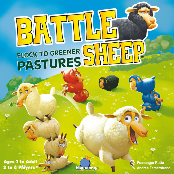 Battle Sheep (English)