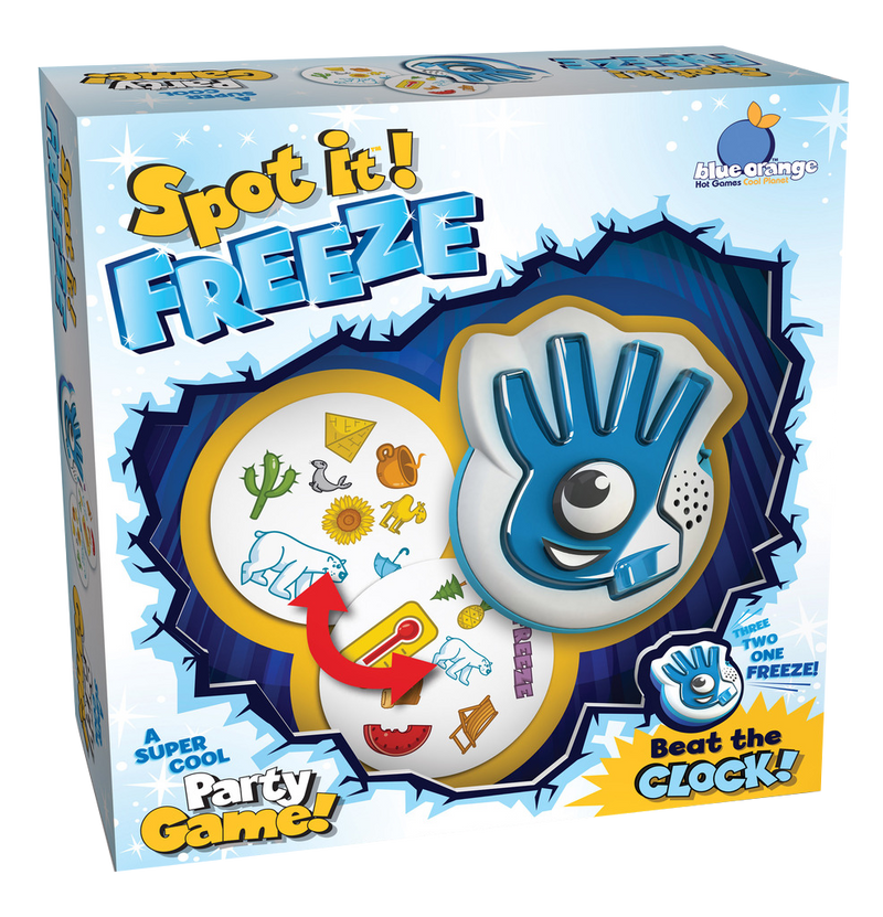 Spot it! Freeze