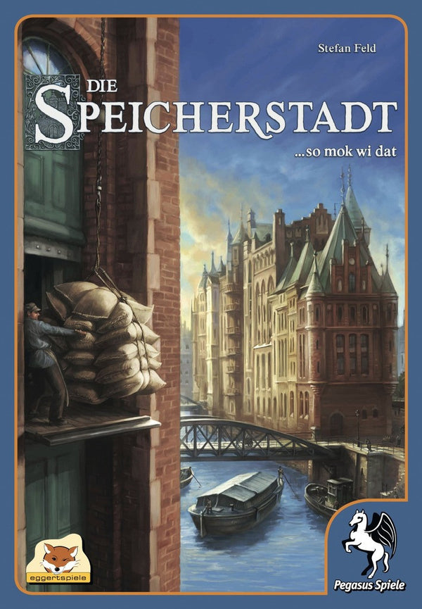 The Speicherstadt (Import)