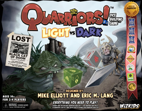 Quarriors! Light vs. Dark