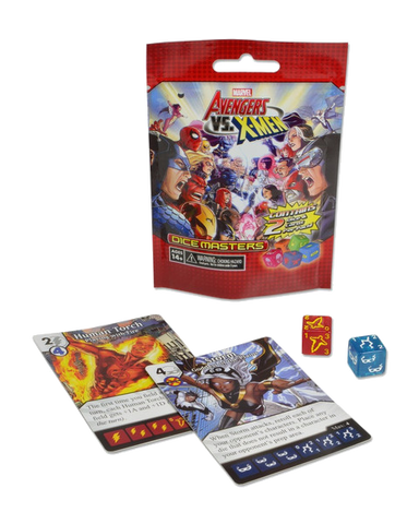 Marvel Dice Masters: Avengers vs. X-Men Booster Pack