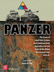 Panzer: Game Expansion Set, Nr3 – Drive to the Rhine – The Second Front 1944-45