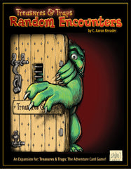 Treasures and Traps: Random Encounters