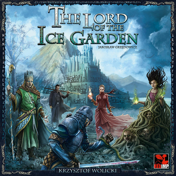 The Lord of the Ice Garden (Second Edition)