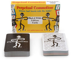 Perpetual Commotion Black & White Edition Cards