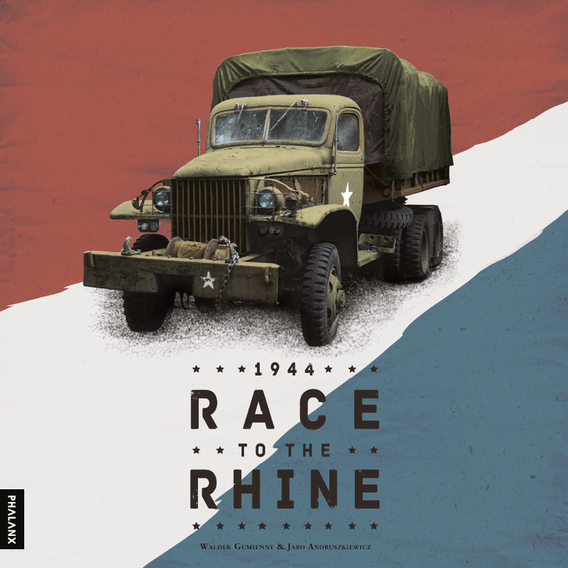 1944: Race to the Rhine (English Edition)