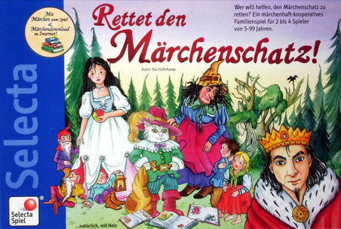 Rettet den Märchenschatz! (aka Save the Fairy Tale Treasure!)