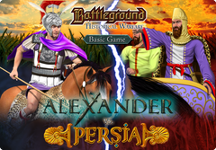 Battleground Historical Warfare: Alexander vs. Persia