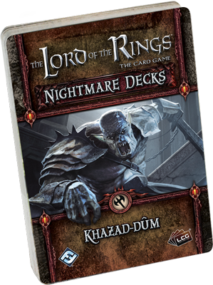 The Lord of the Rings: The Card Game - Nightmare Decks: Khazad-dûm