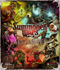Summoner Wars: Alliances Master Set Big Box Limited Edition