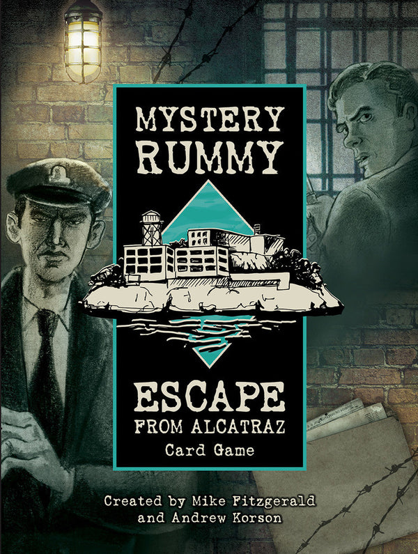 Mystery Rummy: Escape from Alcatraz